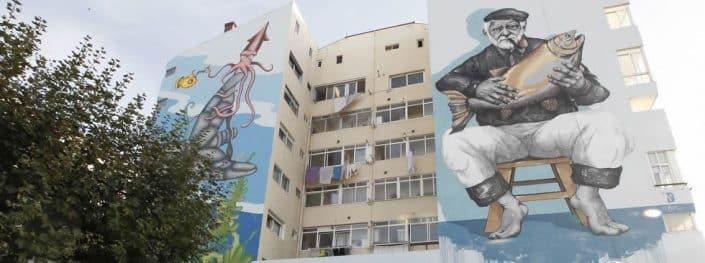 Arte Urbano en Vigo