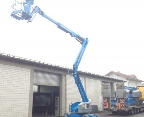 Genie Z-40/23N Brazo articulado eléctrico 14 metros