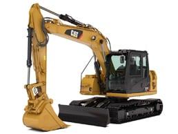 Excavadora Caterpillar 311F en alquiler en Vigo