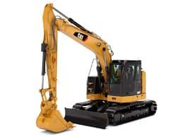 Excavadora de 17000 kg Caterpillar 314E en alquiler en A Coruña y Vigo