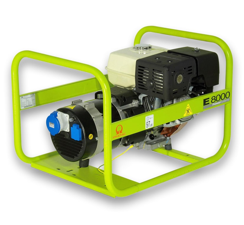 Alquilar un generador eléctrico qué debes saber
