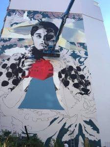 Medianera de Fragoso 93, de Pilar Alonso