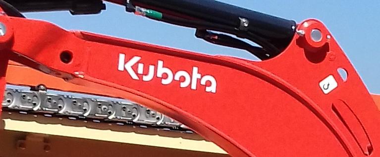 Acuerdo para alquilar maquinaria Kubota