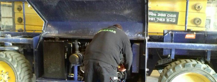 Mecánico de maquinaria en Vigo