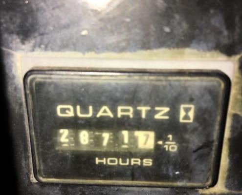 Maquinaria en venta - Venta de articulada diesel 18