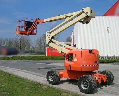 articulada diesel 18m JLG 510 AJ