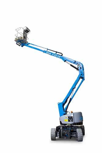 brazo articulado eléctrico 12m Genie z33/18