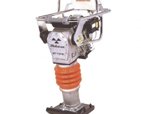 Pisón Compactador Imer MT-65-H con motor de cuatro tiempos
