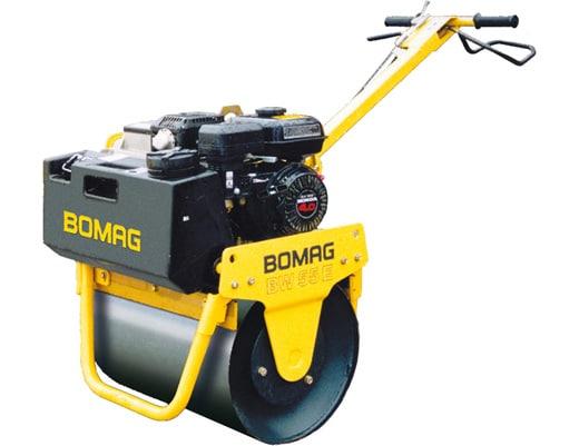 rodillo lanza 160 kg Bomag BW55E