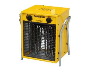 Calefactor Master B9 en alquiler en Pontevedra