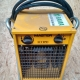 Calentador eléctrico trifásico en alquiler