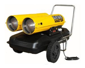 Calentador gasoil master b 300 CED