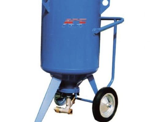Chorreadora de arena 50 litros