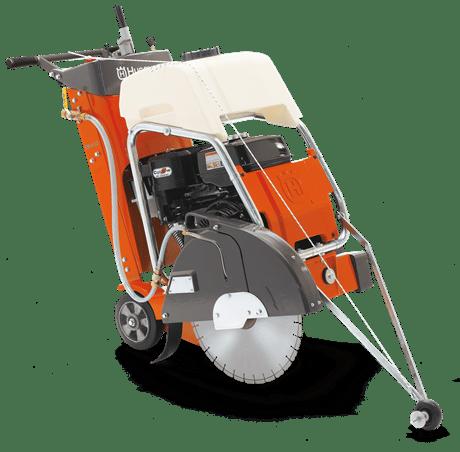 Cortadora de asfalto Husqvarna