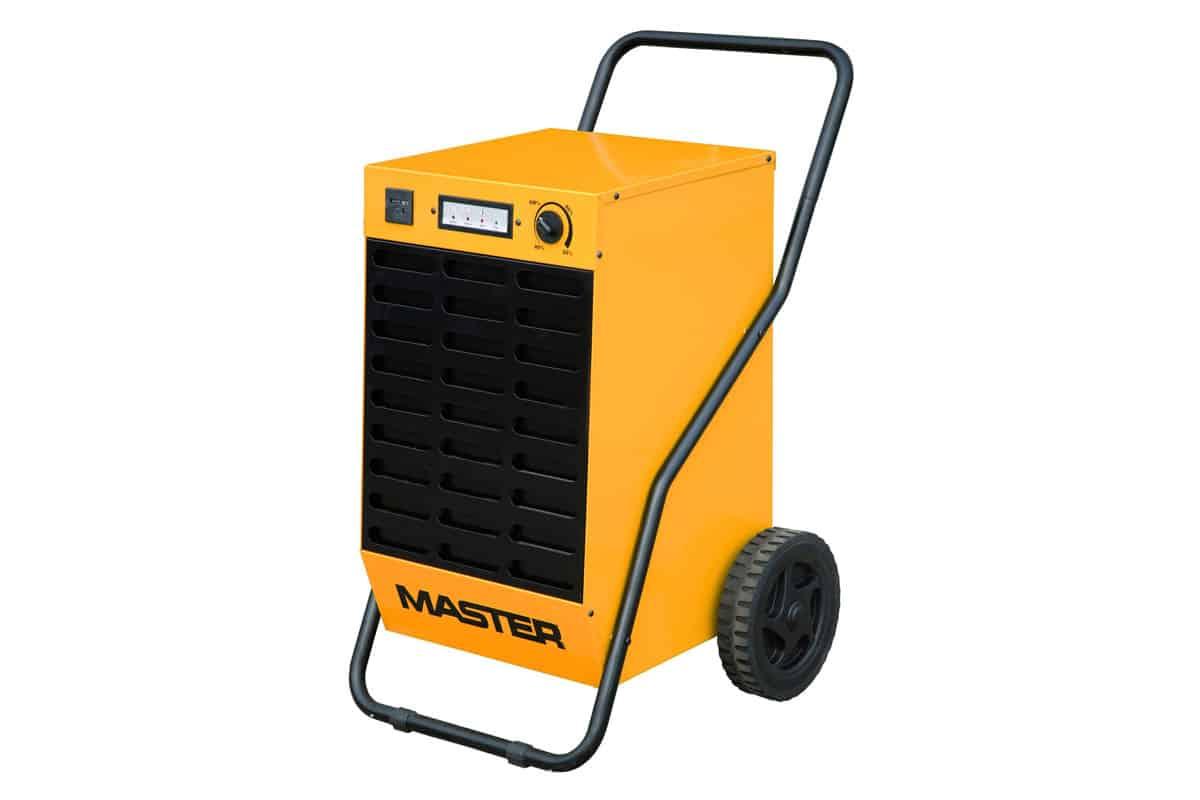 Deshumidificador de condensación Master DH92 en alquiler