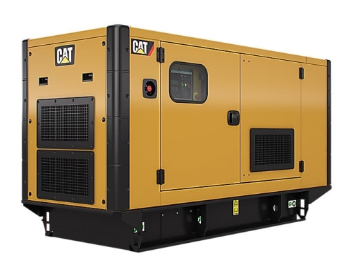 Generador Diesel en alquiler en Vigo Caterpillar DE110E2