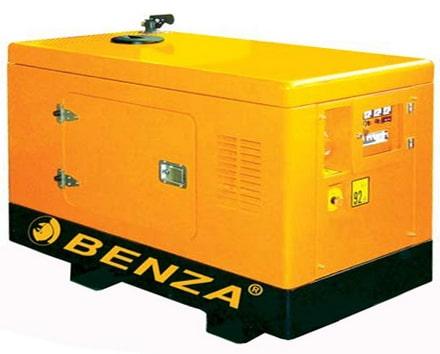 Generador Diesel BenzaBY35T