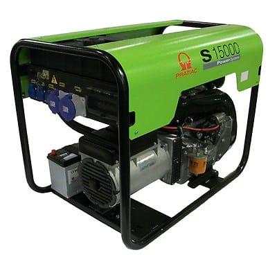 Generador diesel trifásico en alquiler
