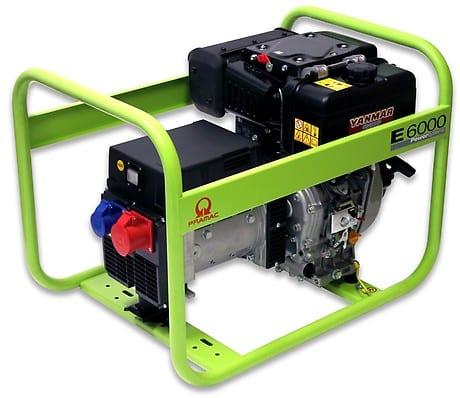 Generador Trifásico Diesel en alquiler en Vigo