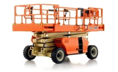 Tijera Diesel 15 metros JLG 4394RT