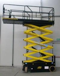 AIRO X 12 EW en alquiler - Tijera eléctrica 12 metros