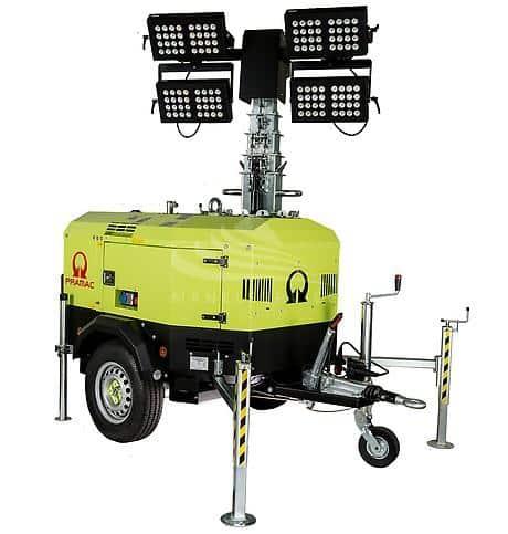 Torre de Iluminación Pramac LSW5Y 9 MT