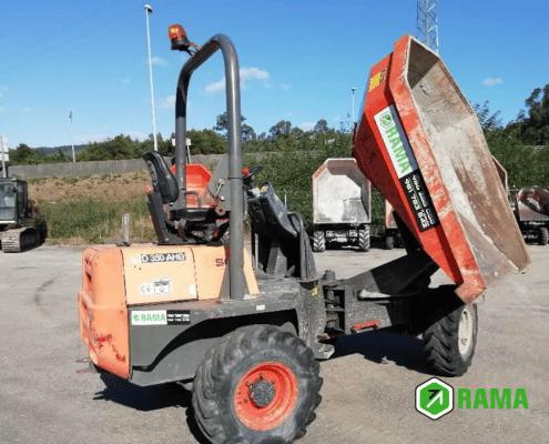 Dumper Ausa D350AHG en venta