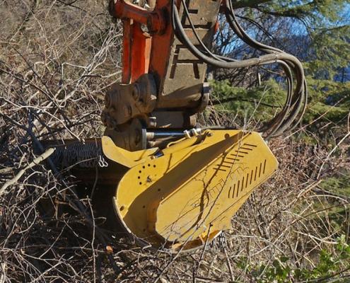 Trituradora de martillos en alquiler